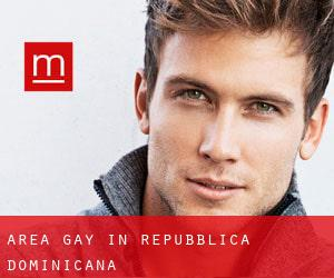 Area Gay in Repubblica Dominicana